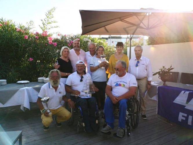 Stefano Maurizio (Compagnia della Vela) si aggiudica il III TROFEO ANGELO GENTILE re…