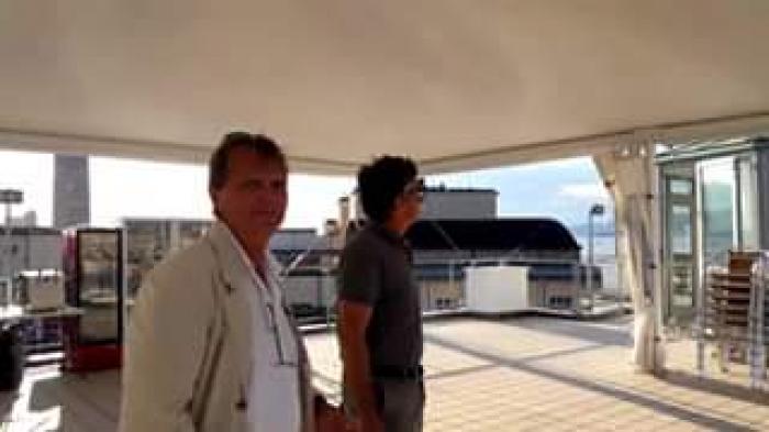 Guarda Treviso Sailing Club in visita alla Lega Navale di Trieste.